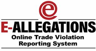 E-Allegations