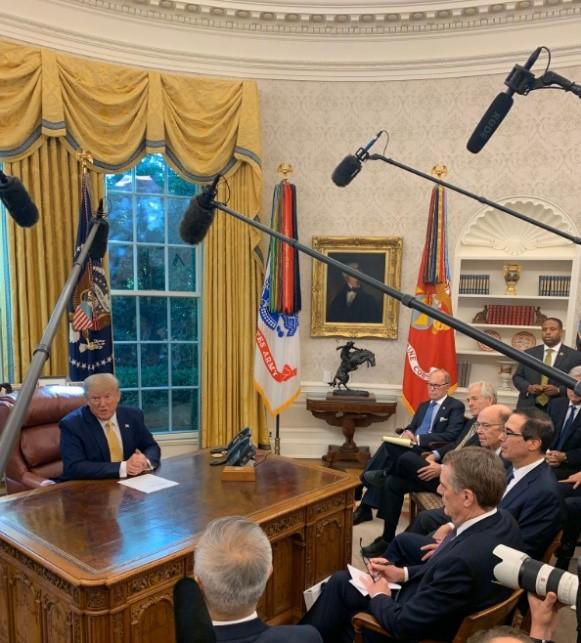 Trump Announcement